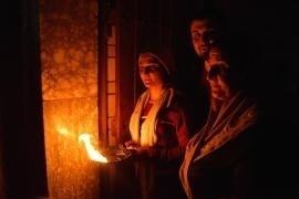 Il capodanno yazida al tempio di Lalish