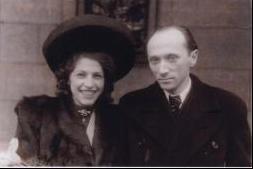 Elisabeth e Ernst Joseph nel 1947