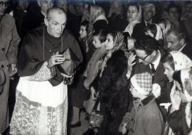 Il Cardinale Elia Angelo Dalla Costa