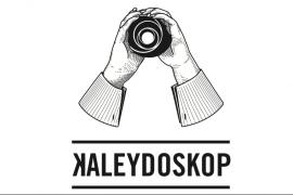 Il logo della rivista online Kaleydoskop