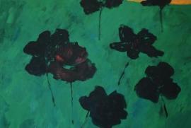I fiori neri di Tova Berlinsky
