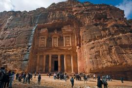 Il sito archeologico di Petra