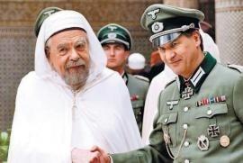"""Una scena del film """"Les hommes libres"""", dedicato al salvataggio degli ebrei nella Grande Moschea di Parigi"""