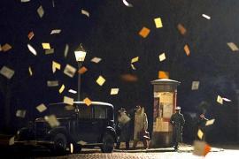 Un'immagine delle cartoline tratta dal film