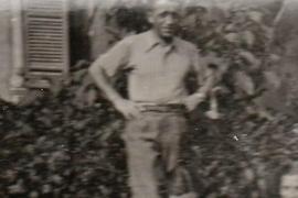 il padre di Adele, Emanuele Conti