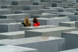 Memoriale per gli ebrei assassinati d'Europa a Berlino