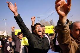 Le proteste dei giovani in Iran