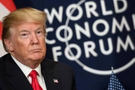 Donald Trump al Forum di Davos
