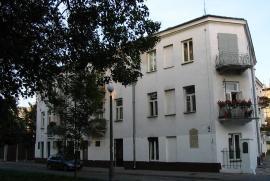 La casa al numero 7 di via Planty, Kielce