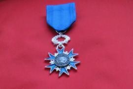 Medaglia di Cavaliere dell'Ordine Nazionale al Merito
