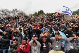 Richiedenti asilo a Gerusalemme