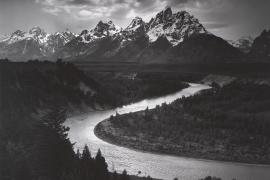 I Monti Tetons e lo Snake River