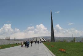Il memoriale di Yerevan