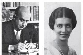 Carlo Sommaruga e Anna Maria Valagussa