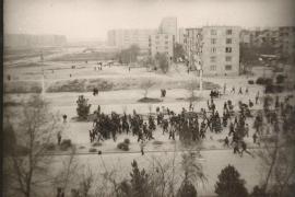Azeri verso Sumgait, 1988
