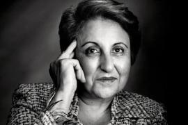 La Premio Nobel Shirin Ebadi