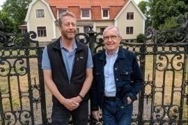 Uri Berliner e Claes Furstenberg