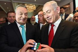 Viktor Orban e Benjamin Netanyahu