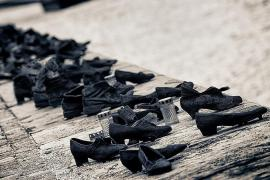 Le Scarpe sulla riva del Danubio, Memoriale dell'Olocausto degli ebrei di Budapest