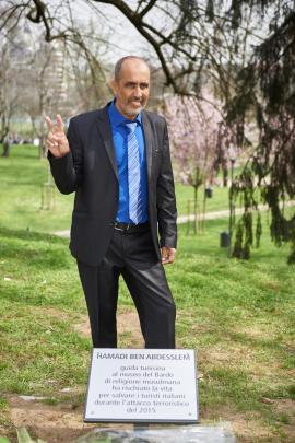 Hamadi al Giardino di Milano
