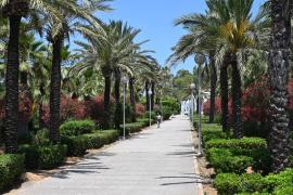 Il parco di Sidi Bou Said