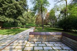 Un'immagine del Giardino