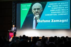Stefano Zamagni al Nonprofit Day 2019