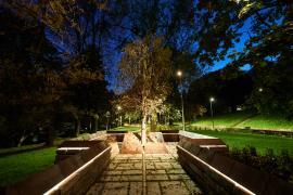 L'Albero delle Virtù al Giardino dei Giusti di tutto il mondo di Milano