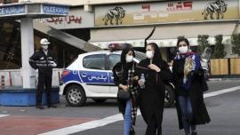 Una immagine della città di Qom, centro dell'epidemia