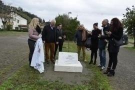 Inaugurazione al Parco Caduti di Nassiria
