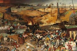 """""""Il trionfo della morte"""" di Pieter Bruegel il Vecchio, 1562"""