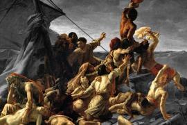 La zattera della Medusa di Théodore Géricault