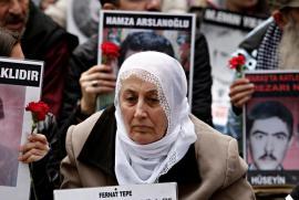 La protesta delle Madri del Sabato a Istanbul