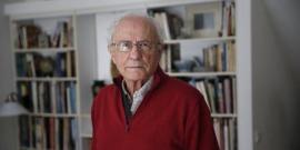 Lo storico e analista politico israeliano, Professor Zeev Sternhell