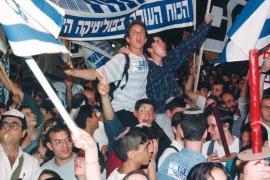 proteste in Israele. Accordi di pace di Oslo