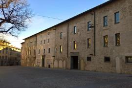 La GAMeC di Bergamo