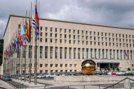 Il palazzo della Farnesina a Roma, che ospita il Ministero degli Esteri
