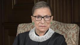 Ruth Bader Ginsburg, giudice della Corte Suprema USA, pioniera del femminismo e icona dei progressisti