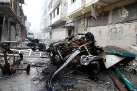 I bombardamenti in Nagorno Karabakh