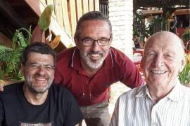 Luciano Scalettari con Alessandro Rocca e Pierantonio Costa