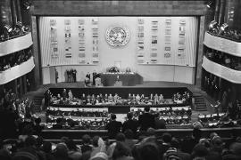 La sessione del 10 dicembre 1948