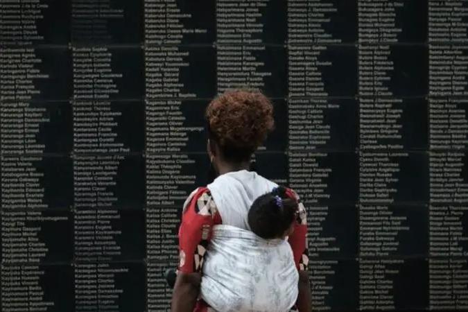Il Memoriale del genocidio in Ruanda a Kigali