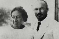 Elizabeth e Jakob Künzler