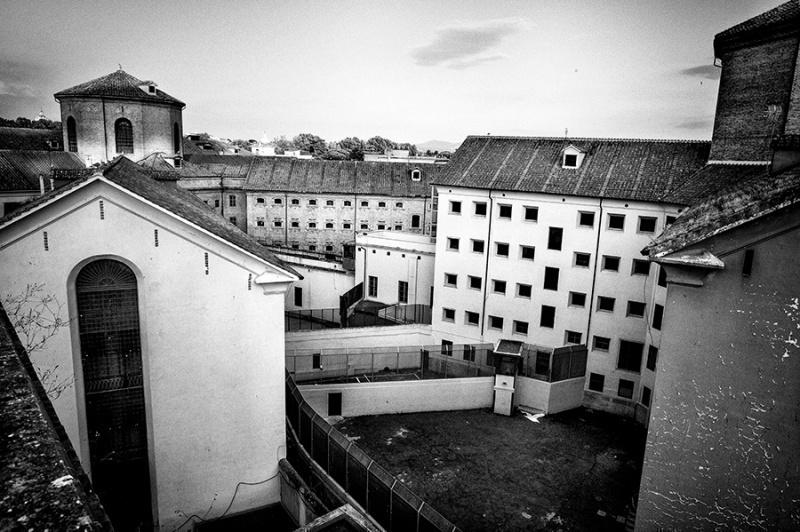 Il carcere di Regina Coeli a Roma