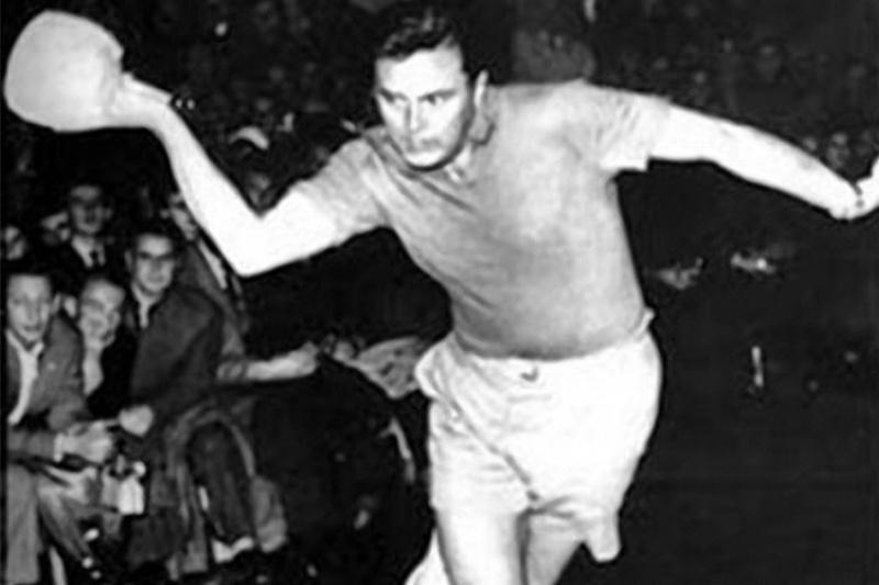 Giocatore di tennis da tavolo che salvò numerosi ebrei