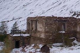 Rovine di un gulag (foto Wikicommons)