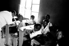 Una scuola in Rwanda (Foto di Shawna_Nelles)