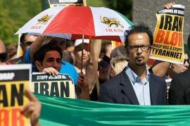 Proteste contro la tirannia di Ahmadinejad (fonte Wikicommons)