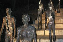 Monumento alle vittime del comunismo, Praga (foto Wikicommons)