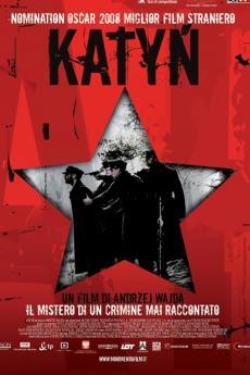 Katyn, la locandina